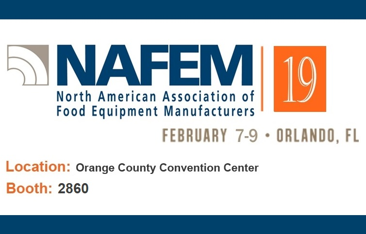 ITV at NAFEM Show 2019