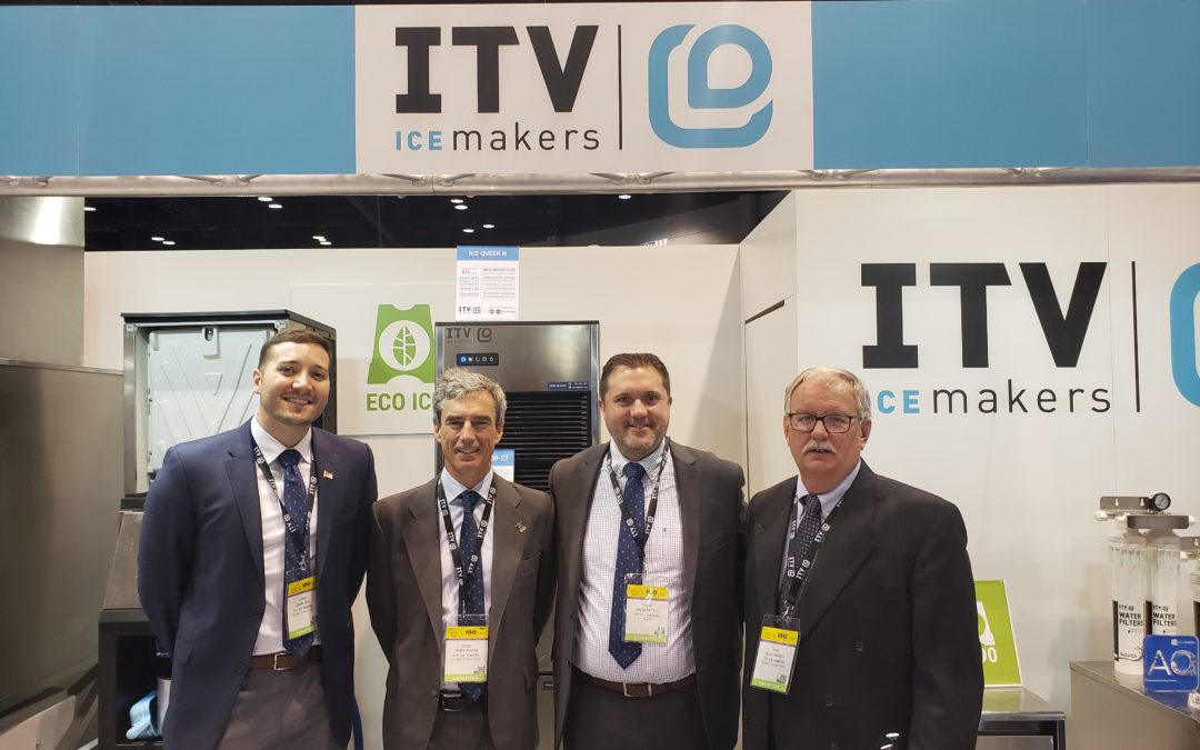 Meet ITV Ice Makers at NRA Show 2020